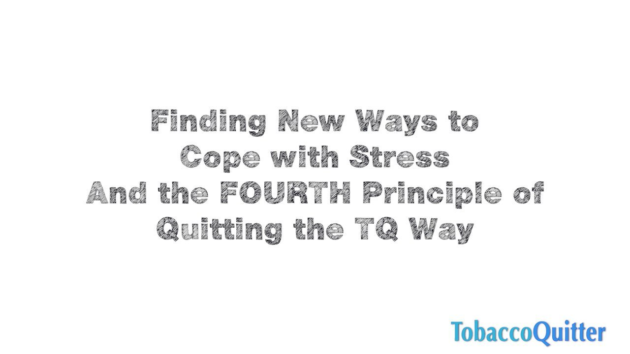 How to Develop New Coping Mechanisms When You Quit Smoking