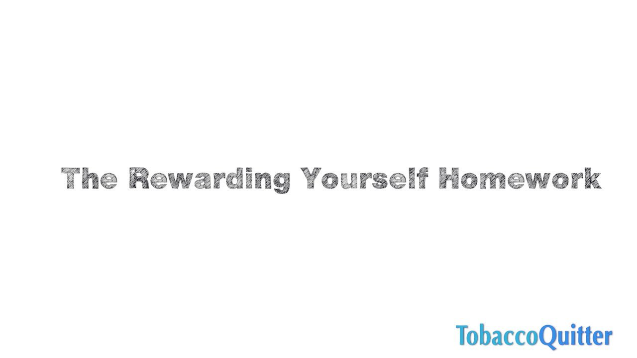 How to Reward Yourself For Quitting Smoking