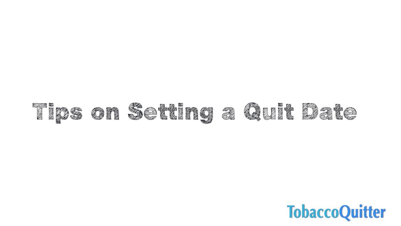 The Best Day To Quit Smoking