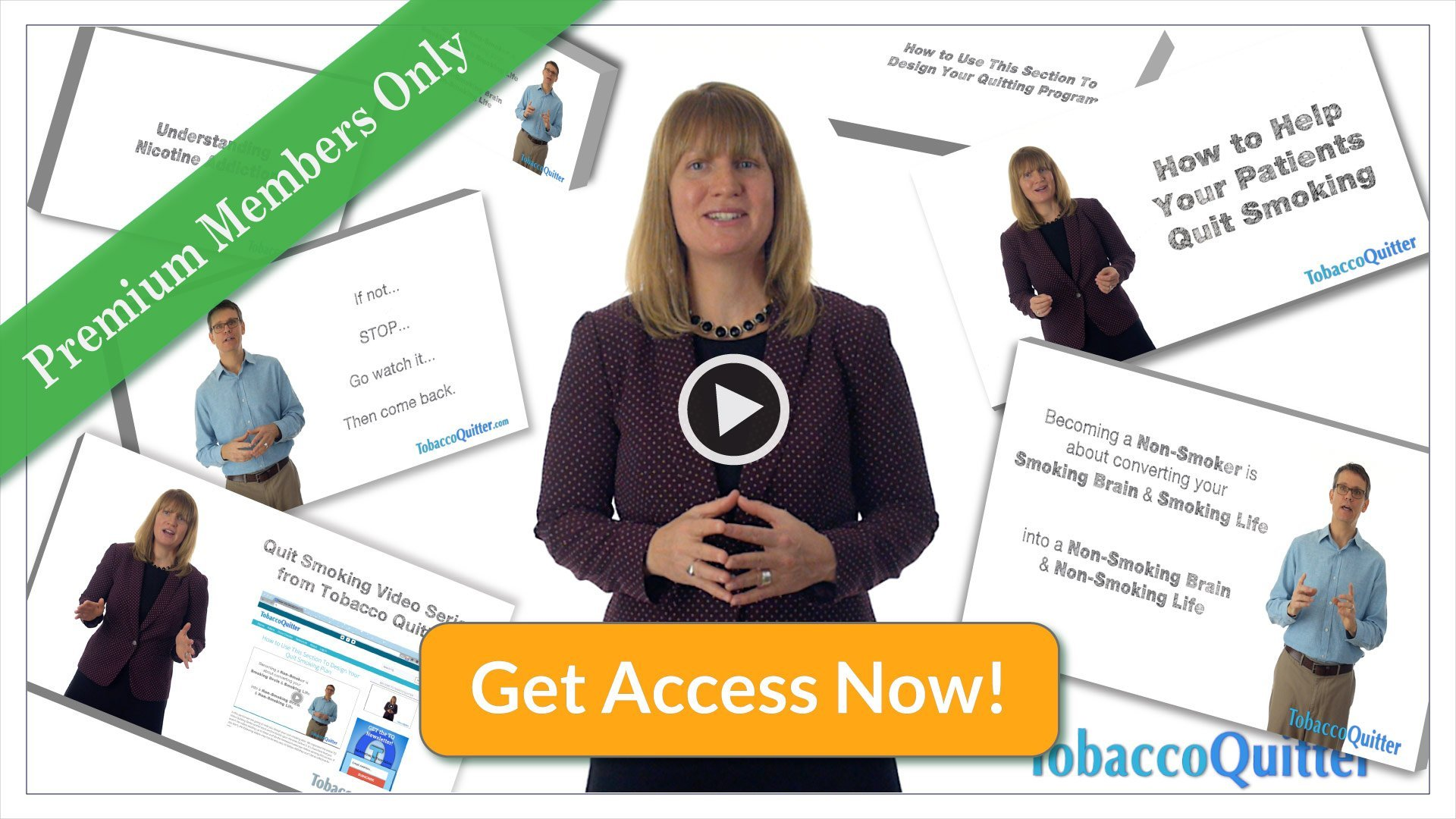 Quit Smoking Videos: Get Access and Stop Smoking Now
