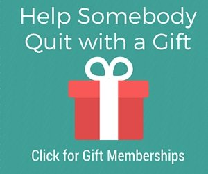 Purchase a Gift Membership to Quit Smoking Videos
