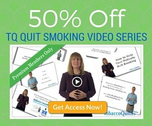 50% Coupon on Quit Smoking Video Series