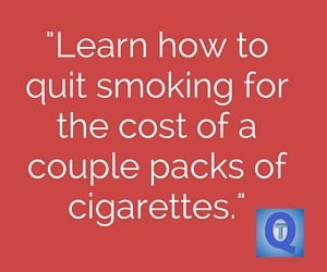 Learn How to Quit Smoking. Pay with cigarettes.