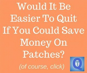 Find Cheap NicoDerm Patches, Generic Nicotine Patches, Nicorette and Nicotine Gum
